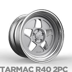 1552_2pc-Tarmac-R40 fifteen52 Forged 2-piece Tarmac R40 Wheel