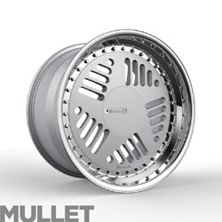 1552_3pc-Mullet-Classic fifteen52 Forged 3-piece Mullet Wheel