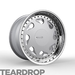 1552_3pc-Teardrop-Classic fifteen52 3-piece Teardrop Wheel
