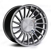 "3SDM.04.100.18.S 3SDM 0.04 Wheel | 18"" 5x100 Silver"