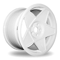 "3SDM.05.4x100.16.W 3SDM 0.05 Wheel | 16"" 4x100 Gloss White"