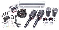 BAG-MK4-AirLift-3H-FullKit Air Lift Kit w/ Performance 3H Digital Mk4 Golf | Jetta