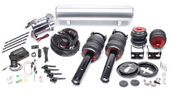 BAG-MK56-3H-FullKit Air Lift Kit w/ Performance 3H Digital Controls | Mk5 | Mk6 Golf | GTi | Jetta|A3 | TT