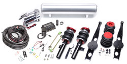 BAG-MK7-3P-FullKit Air Lift Kit w/Performance 3P Digital Controls Mk7