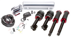 BAG-Mk2-3-AirLift-3P-Kit Air Lift Kit w/ Performance 3P Digital Controls | Mk2 | 3 Golf | Jetta