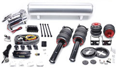 Air Lift | Accuair e-Level Full Package w/ Touchpad | Mk6 Jetta S 2.0L 8v (2014-2015)