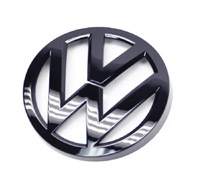 EMBLEM-VWG7-R-Gloss Black Emblem (Gloss) | Rear Mk7 Golf | GTi