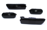Mk4_CrySmoked_Sidemarker_KIT - Mk4 Crystal Style Smoked Sidemarkers Kit
