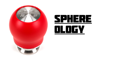 Raceseng Sphereology Shift Knob
