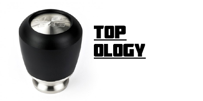 Raceseng Topology Shift Knob
