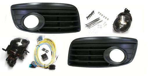 Uro 0060 Mk5 Jetta Gti Fog Light Conv Kit Projectors