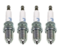 2397_qty4 Spark Plugs NGK BKUR6ET-10 (2397) | Mk4 2.0L (AEG)
