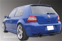 VG99-BKRSRB EuroGEAR VW Mk4 Golf R32 R-Series Rear Bumper
