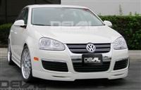 D11231 DEVAL VW Mk5 Jetta| GTi Front Lip Spoiler