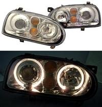 HXVWG3HLD-AC Helix Mk3 Hx Golf Proj (Mk4-look) Headlight |