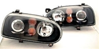 HVWG3HLD-B Helix Mk3 Hx Golf Proj (Mk4-look) Headlight |