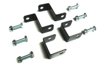 HWRBK-VWMK3 MK3 Golf - Jetta Euro Headlight Bracket Kit