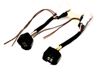 HWRV3H-TX MK3 Ecode headlight wire kit. Dual Bulb 9006 | 9005