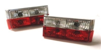 HVWG12TL-RC Helix Mk1 | Cabrio Crystal| Red Tail Lights (Short)