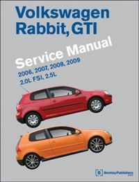 VR09 Bentley | mk5 Rabbit | GTi (2006-2009) Paper