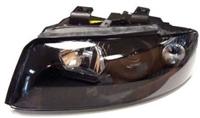 HAUA4B6HL-EB-90 Black Ecode Projector Headlights | B6 Audi A4 | S4