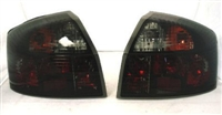 HXAUA4B6TL-S Tail Lights Crystal Smoked | B6 Audi A4 | S4