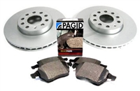8N0615601B_D104P OEM Rear Brake Kit | VW Mk4 Golf R32