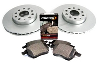 1HM615301E_D371MTX OEM Front Brake Kit | VW Mk3 Golf | Jetta 2.0L