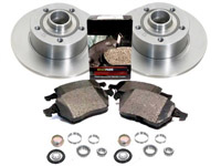 357615601B_D104P OEM Rear Brake Kit | VW Mk3 Golf | Jetta VR6