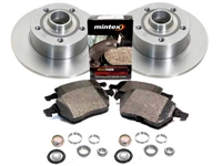 8D0615601B_D104P OEM Rear Brake Kit | B5 Audi A4 1.8T FWD