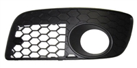 1K0854661M9B9 Honeycomb Bumper Grill - Left (Driver) Side