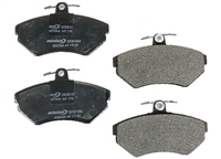 D371MTX Front | Mintex Redbox Brake Pads | Mk2 2.0L 16v