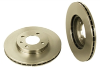 1HM615301E_qty2 Front Plain Rotors | Mk3 4-cyl