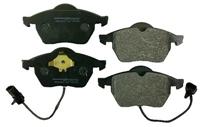 D600MTX Front | Mintex Redbox Brake Pads - 97-05 Passat | A4