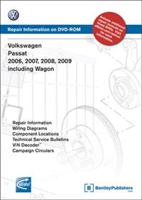 VB66 Bentley   B6 Passat (2006-2009) DVD