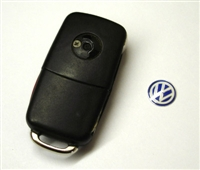 3B083789109Z -VW- Sign For Key Fob
