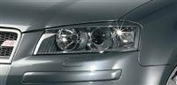 44076 Kamei - Headlamp lids | Audi A3 2006-2008