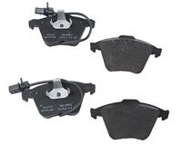 8E0698151C_Pagid Front Brake Pads (Pagid) | B7 Audi A4 | S4 | B6 S4
