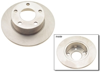 4A0615601A_qty2 Rear Rotors | FWD Passat 98-05