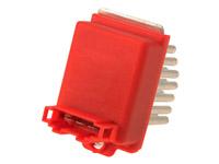 1J0907521 A | C Blower Motor Resistor (w/Electronic A | C) | Mk4