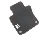 1K1061370PWGK MojoMats Premium Carpeted Floor Mats | Rabbit