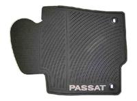 3C1061550H041 Monster Mat Rubber Floor Mats | Passat logo (oval