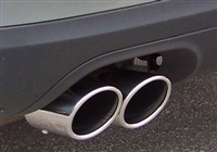 3C0071910U Exhaust Tips - Fits CC 2.0T | 3.6 and 3.6 4-Motion