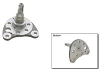 333501118_GENUINE Rear Stub Axle (Right Psgr Side) | VW pre-99 w/Disc Brakes | VW GENUINE