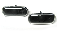 HAUA4B6SM-BCD Smoked Sidemarkers | 02-08 Audi A4 | S4 | Audi A3