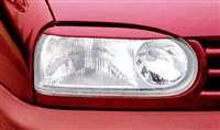 EG-GE-VWG3 Headlight Eyelids | Mk3 Golf | GTi
