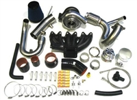 KNVR6MKIVSTG3KIT Kinetic Motorsport Stage 3 Mk4 12v VR6 Turbo Kit