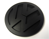 EMBLEM-VWJ5-R Black -VW- Emblem | Rear Mk5 JETTA Only