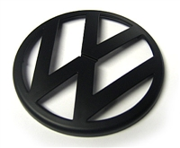 EMBLEM-VWG4-F-MATTE Black Matte VW Emblem | Front Mk4 Golf | GTi | R32