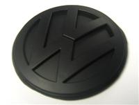 EMBLEM-VWG4-R-MATTE Black Matte VW Emblem | Rear Mk4 Golf | GTi | R32